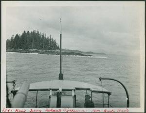 Marine missionaries on the Pacific Coast