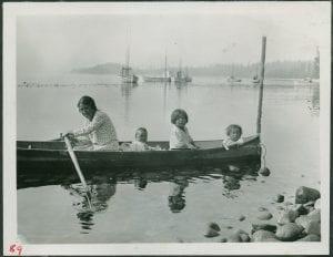 Marine missionaries of the Pacific coast