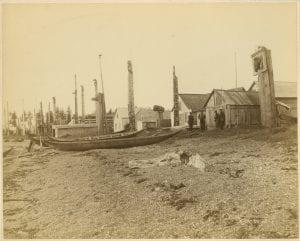 A Haida Village