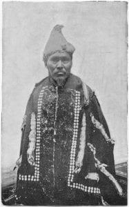 Indian Chief, Skeena River, B.C.