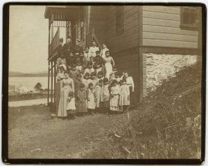 Crosby Girls' Home, Port Simpson, B.C.