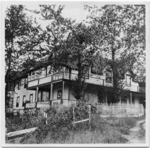 Hospital at Port Simpson, B.C.