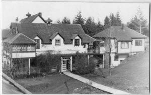 Port Simpson General Hospital (front view)