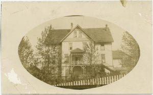 Crosby Girls' Home, Port Simpson, B.C.