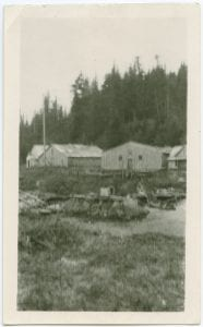 First Nation longhouse