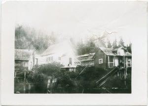 School at Takush, B.C.