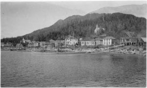Village of Bella Bella, B.C.