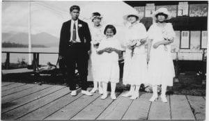 Christian wedding group, Bella Bella