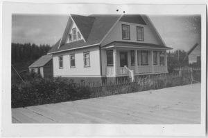 Windsor Knight home in Bella Bella
