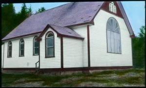 Skidegate Indian Church
