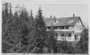 Hospital, Rivers Inlet, B.C.