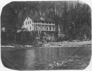 Rivers Inlet Hospital, B.C.