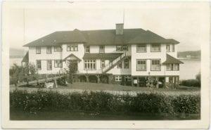 R.W. Large Memorial Hospital, New Bella Bella, B.C.