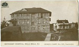 Methodist Hospital, Bella Bella