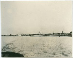 General view of harbour
