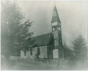 [Mission Church at Bella Bella]