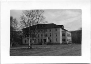 Hospital, Hazelton, B.C.