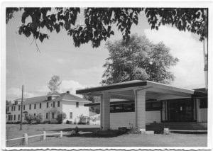 Wrinch Memorial Hospital, Hazelton, B.C.