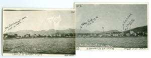 [Panorama of Port Simpson, B.C.]