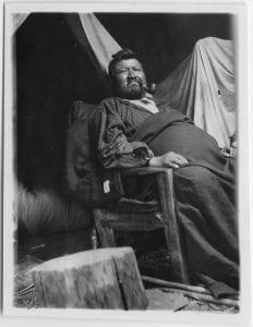 Head Chief, John Saxeteus