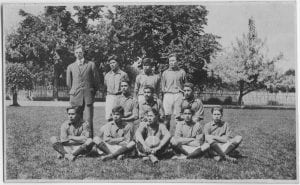 First Eleven football team, Coqualeetza