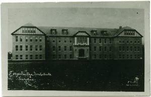 Coqualeetza Institute, Sardis, B.C.