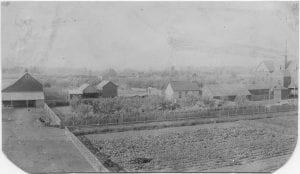 [Garden and farm buildings, Coqualeetza Industrial Institute]