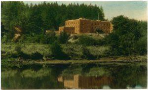 Indian Residential School, Alberni, B.C.