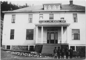 Elizabeth Long Memorial Home, Kitamaat, B.C.