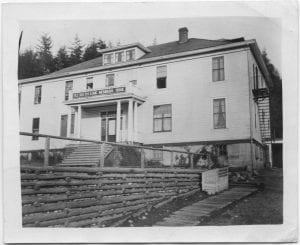 Elizabeth Long Memorial Home, Kitamaat