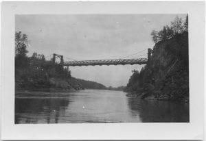Bridge over the Skeena between Hazelton and Kispiox