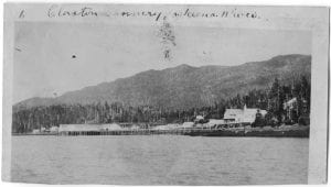 Claxton Cannery, Skeena River
