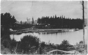 [Keefe's? Landing, Skeena River]