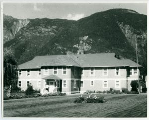 [Bella Coola Hospital]
