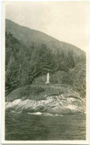 Monument to Alexander Mackenzie