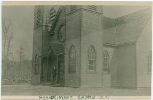 Meanskinisht Church