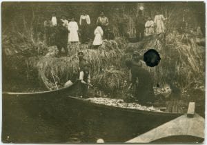 First Nation's fishing