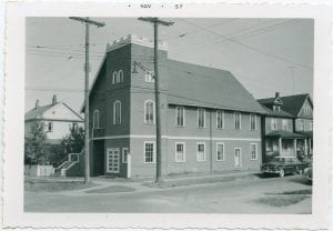 Columbia Street Mission Church