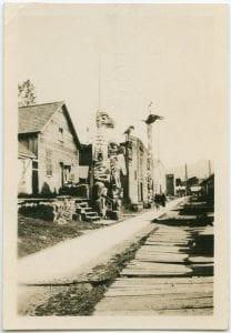 Main Street, Alert Bay