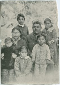 Tsimshian family