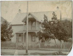 Methodist mission house, Port Essington