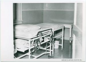 [Hazelton Hospital]