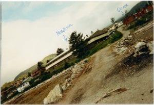 Bella Bella Hospital and surroundings